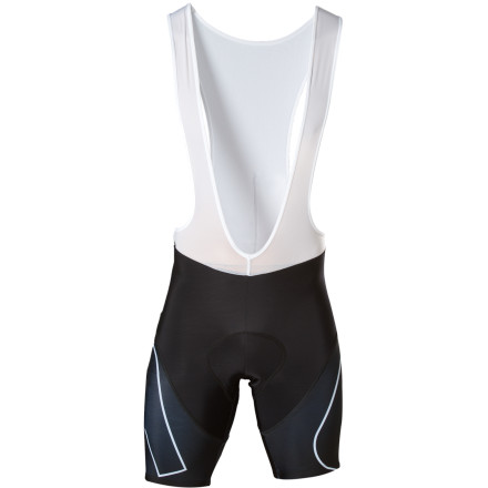 Fitness The Giordana Trade Alta-Gamma Roubaix Bib Short is your alternative to full tights and your solution to early-season rides. Constructed using Super Roubaix material and a super-soft, brushed interior, the Alta-Gamma Bib Short won't compromise when it comes to cold-weather protection. Giordana also added its new Cirro OmniForm chamois for all the sit-bone cushion you needwithout going overboard.Breathable, micromesh bib straps keep ventilation a priority Integrated accent panels on the front & back of short add style Super Roubaix material wicks moisture while trapping body heat for optimal temperature regulation - $55.98