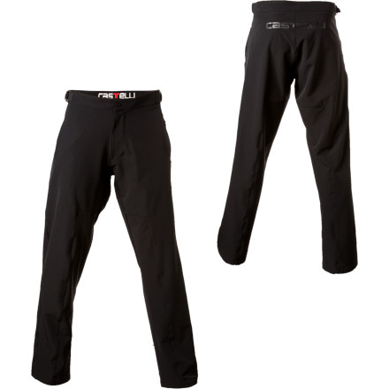 Fitness The Castelli Corso Pant is a stylish, Italian-made cycling pant that will keep you looking good even when you're not straddling your road bike. The stretch-woven Lycra feels soft against your skin and moves with your massive thighs and calves while you wait in line for a double shot of espresso sans milk. - $49.98