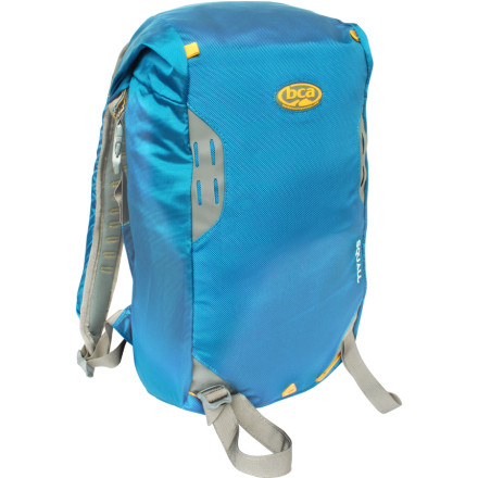 Camp and Hike Backcountry Access entices you with its stripped-down, price-point Stash Squall Winter Pack. This beauty-of-a-pack cuts down on weight, but not on space to hold your gear for a full day of fun in the backcountry. - $49.95