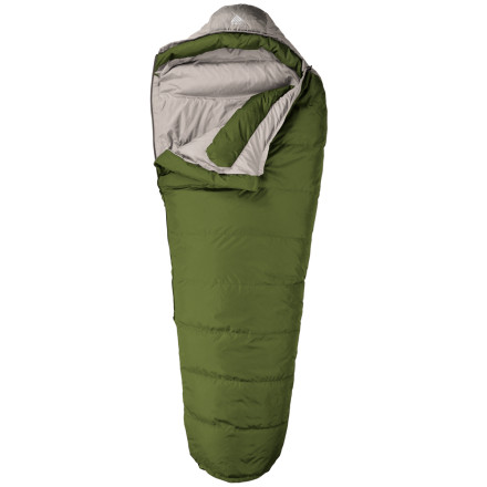 Camp and Hike A big sky with a million visible stars lures you out to more remote regions of the globe, and the down Kelty Cosmic 20-Degree Sleeping Bag ensures you sleep well without depleting your savings account. - $103.96