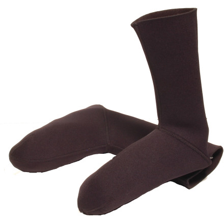 Flyfishing When your wader booties alone aren't enough to keep your toes from turning blue, slide on the Glacier Glove Neo Winter Sock and get the insulating power that you need to combat those cold waters. - $19.95