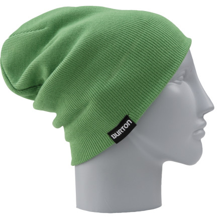 Entertainment Slide on the Burton Kactusbunch Beanie and keep your hazy brain from freezing inside of your skull. With plush acrylic wrapped around your dome, the weather will have a hard time giving you chills. *Available for US shipment only. - $8.97