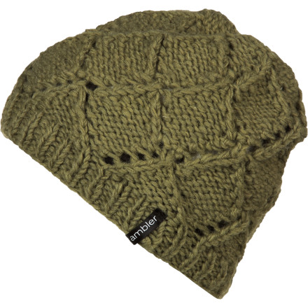 let us introduce you to the Ambler Women's Abbie Beanie. We have a feeling you two are going to get along rather swimmingly. - $20.77