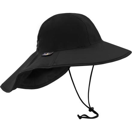 Camp and Hike The weather in the forest is less than ideal, and you have some intense backpacking ahead of you. The Sunday Afternoons Oregon Cloudbursts Rain Hat will help keep you dry and comfortable when the skies open up and pour rain while you hike. - $47.95