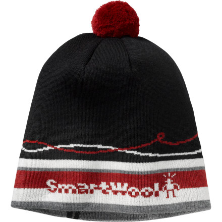 Those itchy wool hats that your parents made you wear as a kid may have created miserable memories of winter, but you don't have to worry about torturing your kid these days. Put the super-soft, ultra-warm SmartWool Lil' Guy Beanie on your sons head, and, contrary to your worst fear, he'll thank you for it. - $13.98