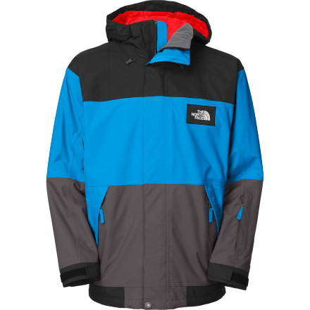 Ski Scoring big-mountain lines means big weather, and The North Face Wrencher Jacket with HyVent doles out huge tech to keep you dry when you're hunting for over-the-top runs. So, when you're making cat tracks or taking the heliin any kind of weathermake sure you have the protection that you need. - $153.97