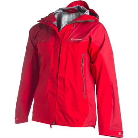 Climbing Built for alpinists who subject their gear to the harshest conditions, the Montane eVent Super-Fly Jacket boasts a mountain pedigree backed by intuitive design and technology. Ready for skiing, climbing, glacier travel, or just weathering a surprise squall, the Super-Fly keeps you high and dry. - $234.48
