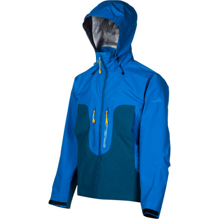 The Westbeach Revenant Jacket forms a complete barrier against the elements without restricting mobility. A strategic blend of storm-proof eVent fabric and stretchy yet weather-blocking schoeller\\256 C_Change panels seal out foul weather while providing excellent freedom of movement. - $549.95