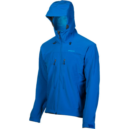 Climbing Pack the Patagonia Northwall Jacket when you are planning a trip to Big Sky country. The mountains up there in Montana were not made for the weak of heart, and damn it gets chilly and windy. The Northwall is lined with R2 fleece to provide high warmth-to-weight ratio so you can scale the major peaks. - $314.30