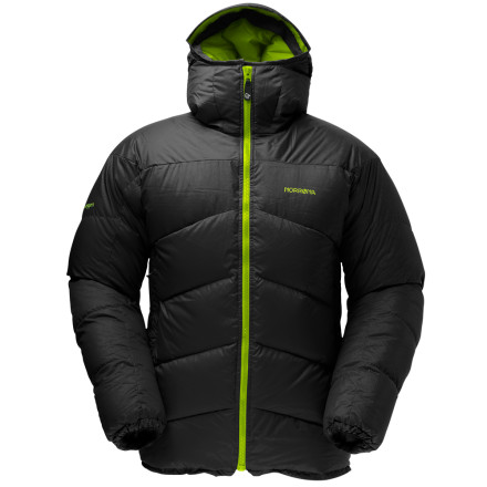 Climbing Throw on your Norrna Men's Trollveggen Down Jacket, climb the seven summits, and be home in time for dinner. It's that easy. Norrna's warmest down jacket packs 750-fill down with Primaloft in critical areas to keep you warm in nature's nastiest environments. - $301.90