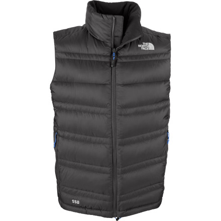 Ski Down vests, while awesome, always made you look like the Marshmallow Space Invader. That is, until The North Face Men's Aconcagua Vest came along. Luckily, The North Face designed this puffy vest with both warmth and style in mind. - $74.21