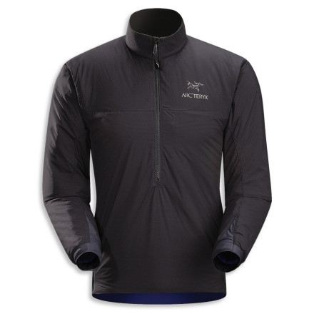 Sure, you're plenty warm when you're breaking in a new skin track, but when it comes time to pull the skins off and enjoy the ride down, you'll need the Arc'teryx Atom LT Insulated Pullover Jacket to trap all that warmth you've spent the last hour building up. - $126.71