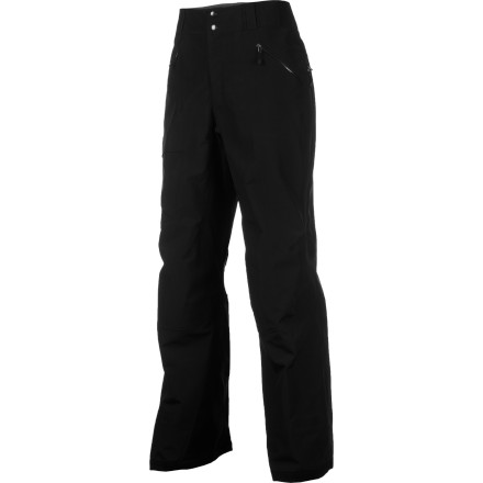 Ski Whether you're skidding down the icy steeps of the Northeast, choking on Utah pow, or basking in the sun on Mount Hood, the Patagonia Men's Primo Pant offers total winter protection. Its waterproof breathable Gore-Tex Performance fabric tells the wet to take a hike so you stay comfortable dropping cliffs, getting face shots, and simply surviving east coast ice storms. - $259.35
