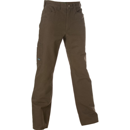 There's no way youre going to fix fence, feed the pigs, and water the tomatoes while wearing a pair of pre-faded and ripped designer jeans. Set yourself up with a pair of the Arborwear Arbenter Pants, and start digging; made with durable ringspun cotton, these pants are constructed for real work. - $59.95