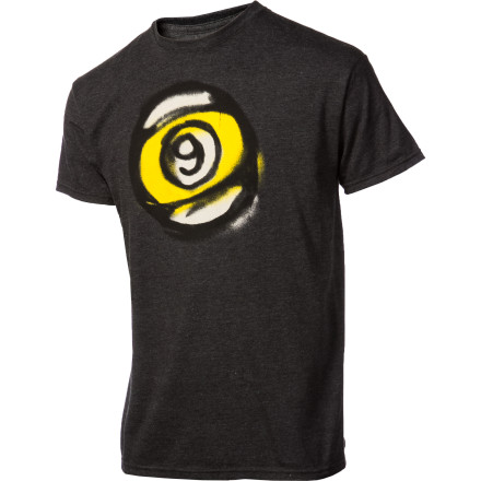 Skateboard Sector 9 Skateboards Vandal T-Shirt - Short-Sleeve - Men's - $6.59