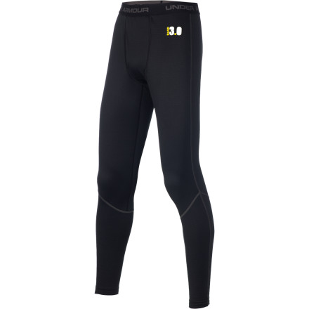 Fitness When winter finally wallops your mountain and the temps freeze your snot with every breath, use the heavyweight Under Armour Base 3.0 Legging to keep you warm, dry, and ready to shred every bit of fluff on the hill. - $74.95