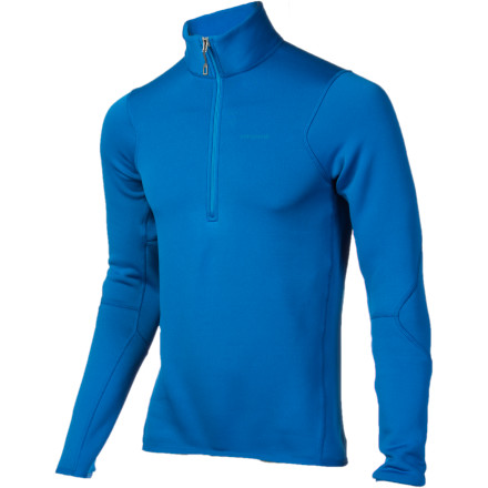 Don the Patagonia Piton Pullover Top during your morning prep for what is sure to be a legendary day on the slopes. Nothing dampens a gravity-fueled carve fest like early-onset frostbite, so beat the problem at the source with this light but warm baselayer. - $99.00