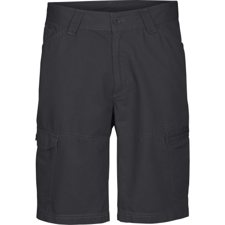 Climbing The North Face Mt. Defiance Short knows what time it is; it's time to hop a bus out of town, catch a train to the shore, or pedal a cruiser towards your happy place. - $34.98