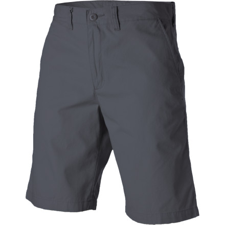 Once summer heats up the valley to near boiling point, the soft organic cotton Patagonia All-Wear Short and an escape to the mountains quickly become the only sensible solution. - $55.00