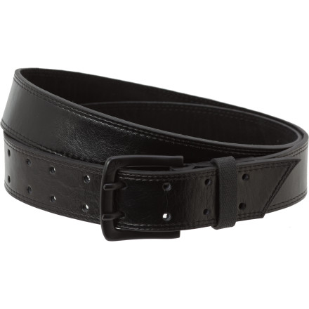 The Armourdillo Surplus CIVI Belt promises to hold your pants up. If it doesn't, you can cry and post vague, passive-aggressive social media statuses about how hurt you are. - $22.95