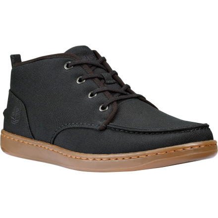 Slide into your Timberland Earthkeepers Newmarket Cupsole Chukka Shoes, rise up, and get your strut on. The Newmarket Cupsoles are so comfortable you'll forget all about how earth-friendly they are, and it's the good deeds that you don't think about that score you big karma points. - $51.97