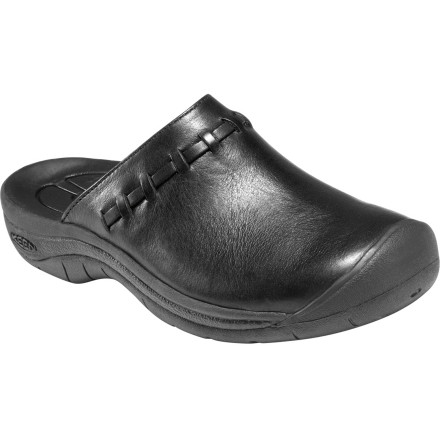 Despite your casual look, during the day, you and your KEEN Women's Winslow Clog are all business. Once the work is done, there's nothing that you two like better than head downtown and meet friends for a few rounds of pub trivia. - $71.96
