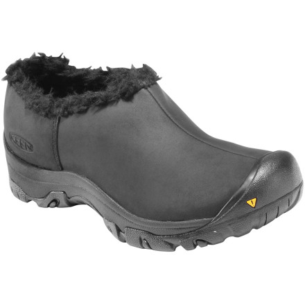 Once you slip your feet into a pair of the unbelievably comfortable KEEN Women's Baily Slip-On Shoes, the first thing that you realize is how modern winter shoes can indeed feel luxurious on your feet while still providing burly protection from the elements. - $49.48