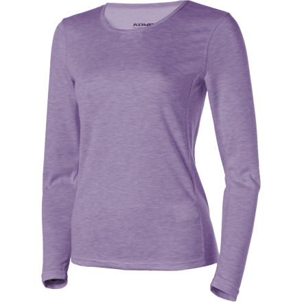 Fitness Kombi Rover Crew - Long-Sleeve - Women's - $20.78
