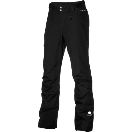 Ski You've been so cozy-warm in your The North Face Women's Kannon Insulated Pant that you can barely remember what it's like to be cold. With waterproof, breathable, two-layer HyVent fabric and added FlashDry technology, you stay dry as a bone, and the FlashDry Thermal insulation crowds a ton of fibers together to keep in your body heat. You'll have a hard time understanding why your friends shiver. - $174.27