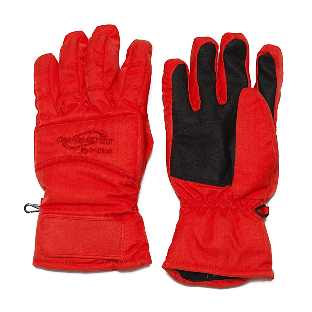 Ski Obermeyer Alpine W Womens Ski Gloves - Obermeyer's Alpine Gloves W know there's nothing like cold, wet hands to ruin a great powder day... that's why they keep your digits warm and dry. Insulated with Permaloft and protected from the elements with high-performance waterproof breathable barriers. Obermeyer Alpine gloves seal out cold and moisture with generous insulation and a waterproof insert. Pre-formed fingers offer a more natural, comfortable fit, and the palm and thumb have been reinforced for better gripping and durability. . Removable Liner: No, Material: Nylon with HydroBlock V, Warranty: Lifetime, Battery Heated: No, Race: No, Type: Glove, Use: Ski/Snowboard, Wristguards: No, Outer Material: Nylon, Waterproof: Yes, Breathable: Yes, Pipe Glove: No, Cuff Style: Under the cuff, Down Filled: No, Model Year: 2012, Product ID: 234631 - $22.99