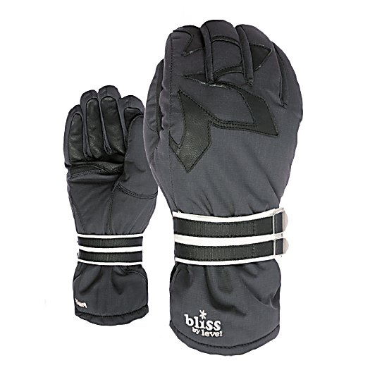 Ski Level Oasis Womens Ski Womens Gloves - A stylish and functional glove to wear when hitting the slopes is none other than the Level Oasis Womens Ski Gloves. Designed to keep your hands cozy and comfy, they have a Primaloft Insulation that is water repellent and won't hold water. The warm and soft feeling Primaloft has excellent breathability. Its Membra-Term Plus Membrane insert also offers incredible water resistance and optimizes warmth and comfort by keeping the hands dry. For the lady conscious of her on-the-slope style with the desire to stay warm and dry, the Level Oasis Ski Gloves is the perfect option for you. . Removable Liner: No, Material: Leather Palm, Warranty: Other, Battery Heated: No, Race: No, Type: Glove, Use: Ski/Snowboard, Wristguards: No, Outer Material: Leather, Waterproof: No, Breathable: Yes, Pipe Glove: No, Cuff Style: Under the cuff, Down Filled: No, Touch Screen Capable: No, Model Year: 2012, Product ID: 250316 - $49.98