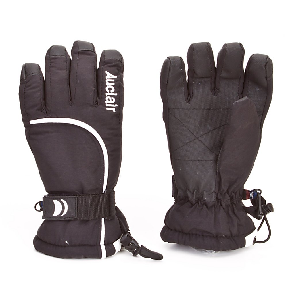 Ski Auclair Curves Womens Gloves - Designed to keep your fingers and hands toasty warm this winter the Auclair Curves Gloves are lightweight and insulated for protection from the elements. Reinforced fingertips allow you to get a good grip on whatever you are trying to grasp and the 40 grams of Thinsulate insulation will keep your hands and finger toasty warm. An elasticized wrist with a touch-fasten adjustable strap allow you to get a secure and comfortable fit when you are wearing the Auclair Curves gloves. Features: Elasticized Wrist with Touch-Fasten Adjustable Strap. Removable Liner: No, Material: Nylon, Warranty: Other, Battery Heated: No, Race: No, Type: Glove, Use: Ski/Snowboard, Wristguards: No, Outer Material: Nylon, Waterproof: Yes, Breathable: Yes, Pipe Glove: No, Cuff Style: Under the cuff, Down Filled: No, Touch Screen Capable: No, Model Year: 2012, Product ID: 285391 - $29.95