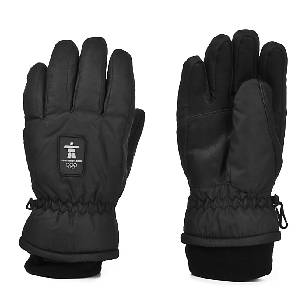 Ski Auclair Micro Mountain Womens Ski Gloves - Designed to keep your fingers and hands toasty warm this winter the Auclair Micro Mountain Gloves are lightweight and insulated for protection from the elements. A soft deerskin palm allows you to get a good grip on whatever you are trying to grasp and the 150 grams of Thinsulate insulation will keep your hands and fingers toasty warm. A fleece storm cuff with allows you to get a secure and comfortable fit when you are wearing the Auclair Micro Mountain gloves. . Removable Liner: No, Material: Microfibre Nylon, Warranty: Lifetime, Battery Heated: No, Race: No, Type: Glove, Use: Ski/Snowboard, Wristguards: No, Outer Material: Nylon, Waterproof: Yes, Breathable: Yes, Pipe Glove: No, Cuff Style: Under the cuff, Down Filled: No, Model Year: 2012, Product ID: 285541 - $24.95