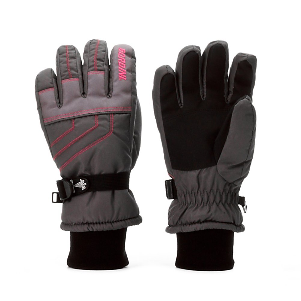 Ski Gordini Ultra Dri-Max VII Womens Ski Gloves - The Gordini Ultra Dri-Max VII Womens Ski Gloves are great for keeping your hands feeling warm when you're out on the mountain. And how do they keep warm? Well, you'll have Megaloft Insulation keeping the heat trapped inside as well as a Hydrowick Moisture Management System helping to move the sweat and moisture away from your hands so they stay dry and comfortable too. A Dri-Max Waterproof Insert will protect you against the precipitation trying to seep inside the gloves. With fleece cuff and wrist strap closure, the Gordini Ultra Dri-Max VII Womens Ski Gloves are comfortable and great for any day out on the mountain. Features: Wrist Strap Closure. Removable Liner: No, Material: Mini Ripstop and Polytex, Warranty: One Year, Battery Heated: No, Race: No, Type: Glove, Use: Ski/Snowboard, Wristguards: No, Outer Material: Nylon, Waterproof: Yes, Breathable: Yes, Pipe Glove: No, Cuff Style: Under the cuff, Down Filled: No, Model Year: 2013, Product ID: 288463 - $25.00