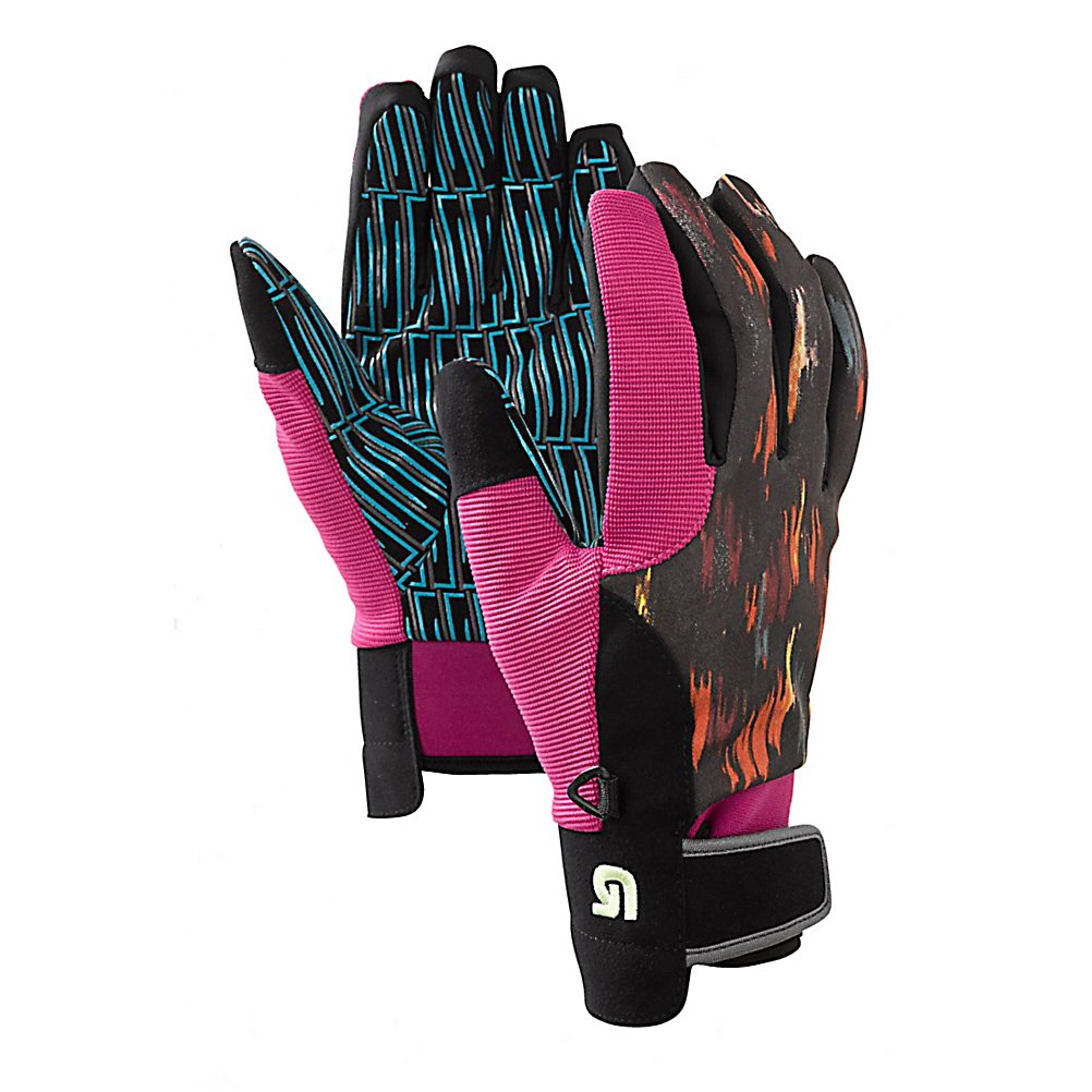 Snowboard Burton Pipe Womens Gloves - Looking for that pipe glove that's lightweight and easy to wear, with its ergonomic pre-curved fit why wouldn't you want to go with the properly named Burton Pipe Snowboard Gloves. The DRYRIDE Ultrashell fabrics that make up the exterior are breathable and waterproof so you have the ultimate in comfort and warmth. How about a Synthetic Suede Palm with Sticky Icky Grip? Thin and flexible, you'll have a durable palm that will provide plenty of grip even when the gloves are wet. Inside you'll have a Brushed Microfiber Lining, also breathable, and will help remove the sweat and moisture that can cause the chills away from your body. Performance and style? Functional and fun? Well, we call that the Burton Pipe Snowboard Gloves. . Removable Liner: No, Material: DRYRIDE Ultrashell, Warranty: One Year, Battery Heated: No, Race: No, Type: Glove, Use: Ski/Snowboard, Wristguards: No, Outer Material: Nylon, Waterproof: Yes, Breathable: Yes, Pipe Glove: Yes, Cuff Style: Under the cuff, Down Filled: No, Model Year: 2013, Product ID: 288699, Shipping Restriction: This item is not available for shipment outside of the United States. - $39.95