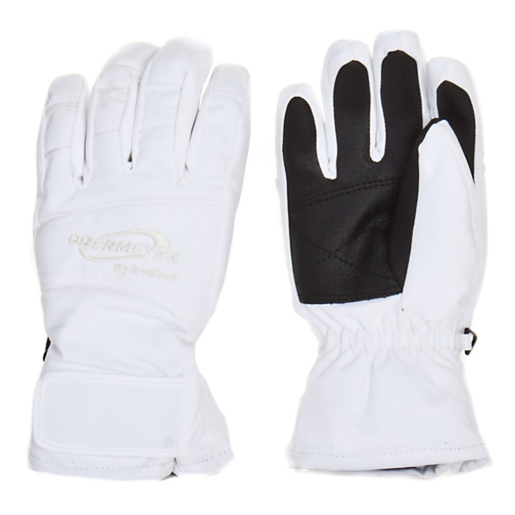 Ski Obermeyer Alpine Girls Ski Girls Ski Gloves - The Obermeyer Alpine Gloves are waterproof, breathable and filled with Permaloft insulation to keep fingertips toasty warm and dry even in the worst weather. When things kick into action on the slope or during a snowball fight in the backyard, the adjustable velcro wrist tab and inner wrist snow guard will keep snow from getting inside. 100% polyester with HydroBlock and water-repellent fabric protector assure your kids of the best warmth and protection in all weather conditions. Adjustable wrist strap with Velcro closure, pre-formed fingers and reinforced sure-grip palm and thumb keep your hands dry and warm and you are able to grip when needed. . Removable Liner: No, Material: Nylon, Warranty: Lifetime, Battery Heated: No, Race: No, Type: Glove, Use: Ski/Snowboard, Wristguards: No, Outer Material: Nylon, Waterproof: Yes, Breathable: Yes, Pipe Glove: No, Cuff Style: Over the cuff, Down Filled: No, Model Year: 2012, Product ID: 233007 - $19.99