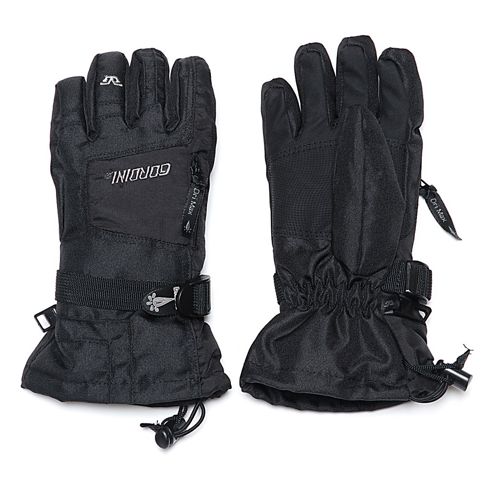 Ski Gordini Ultra Drimax Gauntlet IV Kids Ski Gloves - Your little skier's hands will stay nice and warm and cozy when she wears the Gordini Ultra Dri-Max Gauntlet Gloves. Thanks to the waterproof breathable Dri-Max insert and MegaLoft insulation the heat will stay trapped in the glove without any worry of the precipitation seeping in. Polytex and mini ripstop with digital grip palm and thumb and stick-grip fingers make the exterior of the gloves very durable and will give them a grip when hanging on to the poles as the chairlift heads up the slopes. Gauntlet cinch closure and zippered heater pack pocket are some of the special features to help keep the heat and ensure comfy hands and fingers with the Gordini Ultra Dri-Max Gauntlet Ski Gloves. Features: Zippered heaterpack pocket. Removable Liner: No, Material: Polytex, Warranty: One Year, Battery Heated: No, Race: No, Type: Glove, Use: Ski/Snowboard, Wristguards: No, Outer Material: Nylon, Waterproof: Yes, Breathable: Yes, Pipe Glove: No, Cuff Style: Over the cuff, Down Filled: No, Model Year: 2013, Product ID: 245020 - $25.00