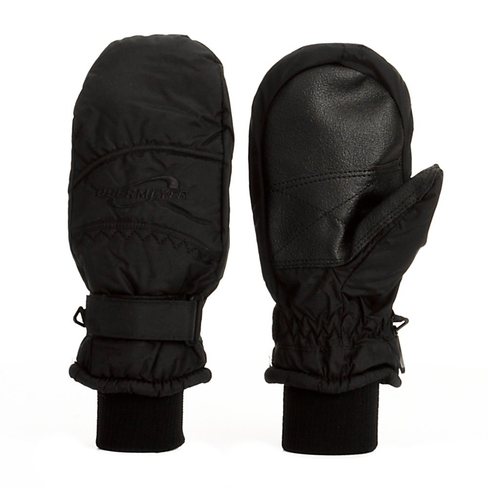 Ski Obermeyer Radiator Girls Mittens - The Obermeyer Radiator Mittens are going to provide your little one with warmth and comfort that is needed and wanted this winter. Nothing could protect their tiny fingers better than the 100% polyester fabric with HydroBlock that covers the Radiator mitten. Obermeyer's exclusive HydroBlock waterproofing to the exterior face of the fabric finish and the stain resistance provides an excellent layer of protection. Keeping you child comfortable and warm and allows the skin to breathe. And insulation is also very important which is why Obermeyer has filled the Radiator mitten with Permaloft, a non-compactable thermal fiber that adjusts with the body's position without restricting movement. Permaloft is extremely soft, lightweight, completely water-resistant and is considered one of the best insulators with a superior warmth-to-weight ratio. Protect those tiny fingers with the best Radiator Mitten by Obermeyer! . Removable Liner: No, Material: Polyester, HydroBlock, Warranty: Lifetime, Battery Heated: No, Race: No, Type: Mitten, Use: Ski/Snowboard, Wristguards: No, Outer Material: Nylon, Waterproof: Yes, Breathable: Yes, Pipe Glove: No, Cuff Style: Under the cuff, Down Filled: No, Touch Screen Capable: No, Model Year: 2013, Product ID: 278456 - $30.00
