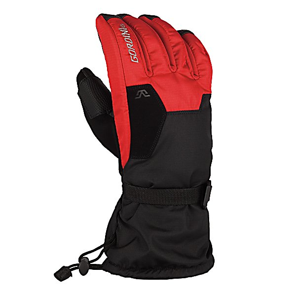 Ski Gordini Stomp II Kids Ski Gloves - The Gordini Stomp II Gloves are keeping your fearless children's hands warm while they ski down the mountain during the winter vacation. Insulating the gloves is Megaloft technology that keeps the hands nice and toasty. The Hydrowick Microdenier lines the interior to help absorb moisture in the mitten and the Aquabloc seam-sealed insert makes the mittens ultra breathable, waterproof and windproof. Aquabloc is exclusively engineered for handwear, a technology that allows moisture accumulated from within the mitten to escape and provide breathability and enhanced warmth and comfort. The kids' hands will stay dry so that when the wind picks up they won't be chilly. The shell of the Gordini Stomp II Gloves are mini ripstop with breathe weave stretch woven fabric. Digital grip palm, fingers, and thumbs as well as wrap caps will help keep a firm grip on ski poles and chairlifts; they won't have an excuse to not carry in their skis at the end of the day! If they happen to take a small tumble into powder keeping the snow from entering and the heat from exiting is a Gauntlet Cinch Closure. There's also a nose wipe in case the weather makes the nose run a bit. Overall, for comfort, warmth and dry hands go with the reliable Gordini Stomp II Gloves. . Removable Liner: No, Material: Mini Ripstop with Breathe Weave Stretch Woven Fabric, Warranty: One Year, Battery Heated: No, Race: No, Type: Glove, Use: Ski/Snowboard, Wristguards: No, Outer Material: Nylon, Waterproof: Yes, Breathable: Yes - $30.00