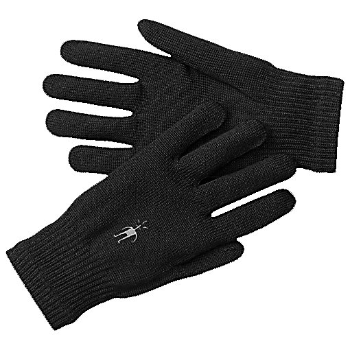 Ski SmartWool Knit Glove Liners - The Knit Glove Liners from SmartWool are a great addition to any glove shell that you have or are perfect by themselves when you just need a little bit of extra warmth. They are made with merino wool which is a great insulator that also helps wick moisture away from your skin leaving your hands warm and dry. Also, merino is naturally odor free. And when it does come time to refresh your gloves, they are machine washable in cold water, making things even easier. When you need that extra bit of warmth under your gloves or a warm weather option, pick the SmartWool knit glove liners. . Removable Liner: No, Material: Merino Wool and Elastane, Warranty: One Year, Battery Heated: No, Race: No, Type: Glove, Use: Liner, Wristguards: No, Outer Material: Wool, Waterproof: No, Breathable: Yes, Pipe Glove: No, Cuff Style: Under the cuff, Down Filled: No, Model Year: 2013, Product ID: 296128 - $24.00