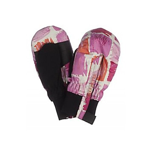 Ski The Obermeyer Thumbs Up Mittens fit the desires that your little ones need to keep them warm and cozy so they can play outside for long lengths of time and not have cold hands. The tough polyester shell and HydroBlock insert protection is waterproof and breathable which offers serious protection from the unexpected elements that our weather conditions can bring on. The Permaloft polyester fibers offers a lofty warm insulation keeping your kids hands toasty. The rib-knit cuffs help seal in warmth and keep out added chill as The Thumbs Up Mittens have you look thumbs up in style.  Polyester shell,  Primaloft insulation,  Rib knit cuffs,  Material: Polyester, Battery Heated: No, Race: No, Type: Mitten, Use: Ski/Snowboard, Wristguards: No, Waterproof: N/A, Breathable: Yes, Pipe Glove: No, Cuff Style: Under the cuff, Down Filled: No, Touch Screen Capable: No, Warranty: Lifetime, Removable Liner: No, GTIN: 0700599951379, Model Number: 18679 50 R XS, Product ID: 300152, Model Year: 2012 - $9.77