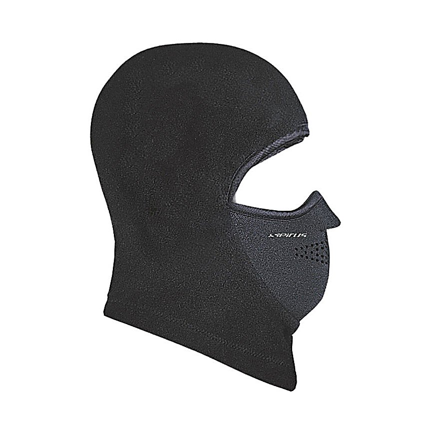 Ski Seirus Combo Balaclava - Three in one: Neofleece hood, face mask and neck warmer in one. The Polarity and Neofleece materials make this very soft on the face allowing for total comfort. Every feature on your face and neck will be protected from all of the elements. Easy to care for, machine washable is also another great benefit. Having the three in one Seirus Combo Clava Face Protector also reduces looking for each item separately allowing for more time for you. . Material: Contoured Neofleece, Warranty: Other, Material: Fleece, Type: Balaclava, Model Year: 2014, Product ID: 146927 - $29.95