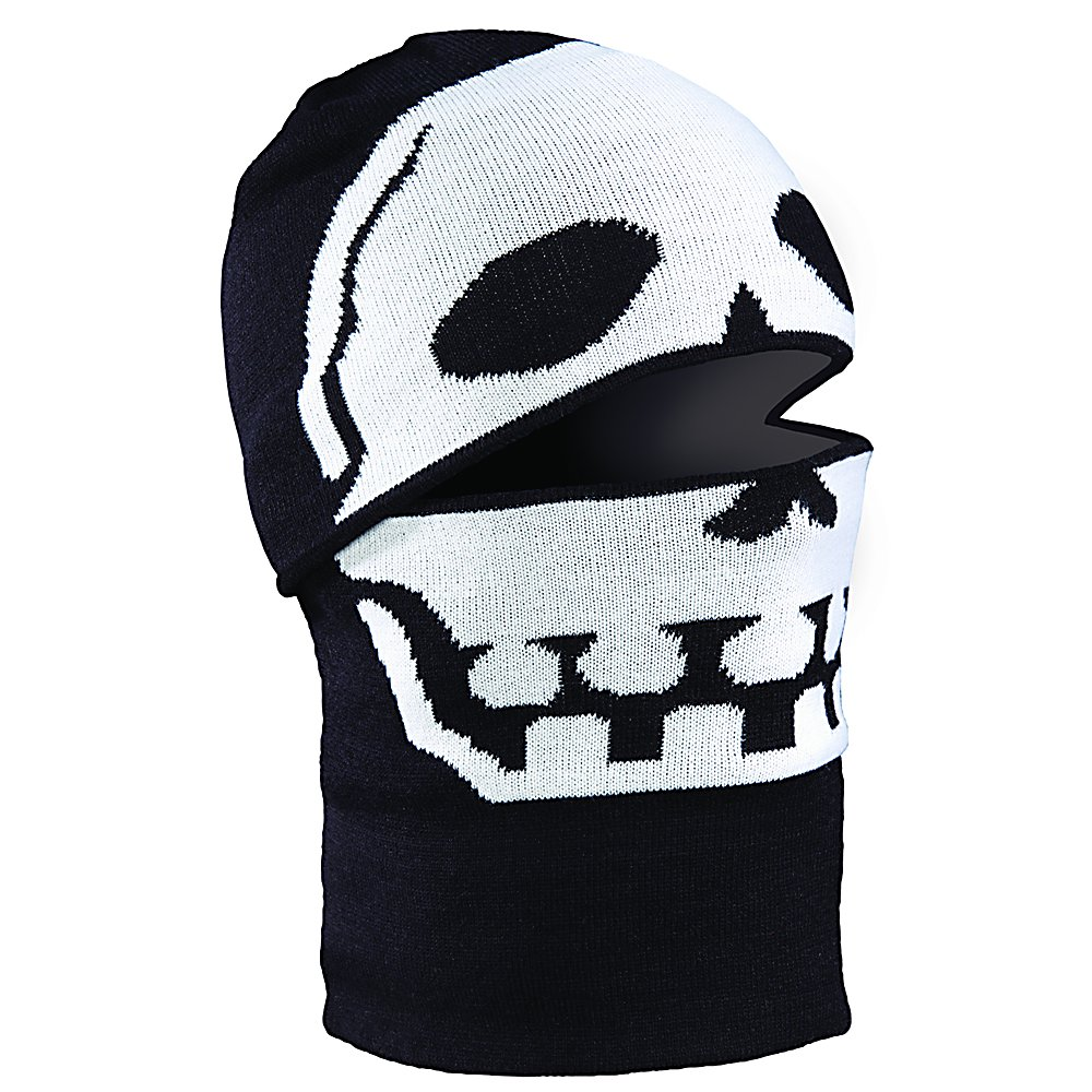 Ski Seirus Headzo Kids Balaclava - The Seirus Jr Headzo is the perfect fun winter combination of knit hat and neck-up. Warm, cozy and comfortable and gives users the option to wear together or completely separate. . Type: Face Mask, Model Year: 2013, Product ID: 288612 - $24.95