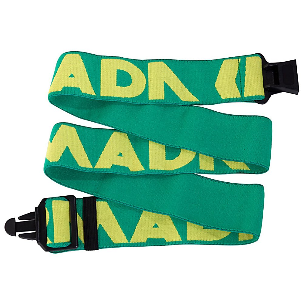 Ski Armada Judo Belt - Do your pants need a bit of a pick-me-up? Why not try the Judo Belt by Armada. This super comfy 100% elastic belt is adjustable to make sure that it fits you and whatever you are wearing. The contrasting Armada logo across the belt will make sure that everyone knows who you are representing. Whether on the hill or at the bar, the Judo belt is a great choice to keep your wants right where you want them. . Model Year: 2013, Product ID: 292874 - $19.95