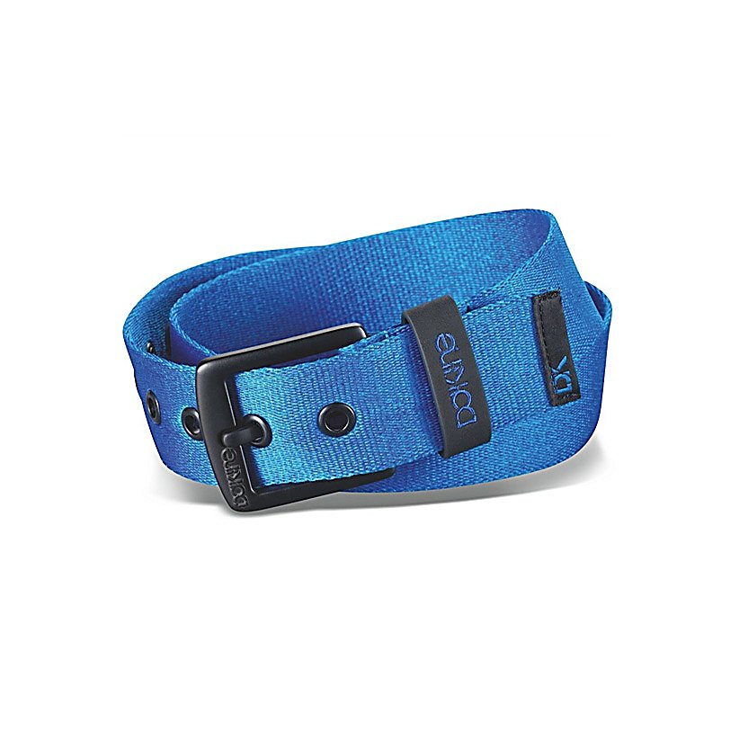 Ski Dakine Ryder Belt - The Dakine products are always top of the line. The Dakine Ryder Belt is no exception, a quality web belt with a solid buckle. Dakine labeling at buckle and end piece showing who you are representing. The cotton canvas webbing flows with your every move - making The Dakine Ryder Belt the most comfortable needed accessory. . Model Year: 2012, Product ID: 284284 - $9.99
