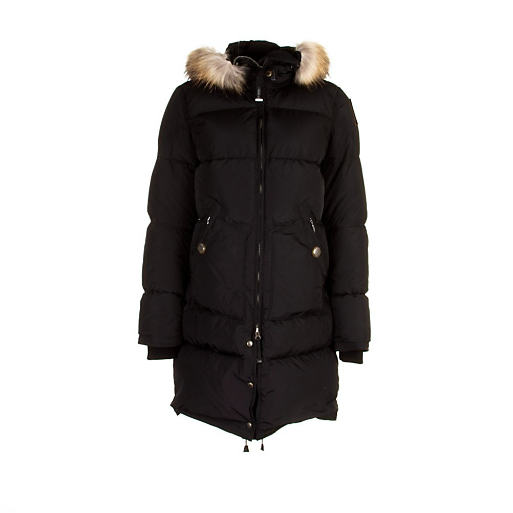 Entertainment Parajumpers Light Long Bear Womens Jacket - The Murmansky fur trim really gives this Light Long Bear Jacket the look of high class and function. Movie Stars are very interested in owning and wearing this Parajumper Jacket. Mostly due to the high end materials, classy style and the one of a kind look. Choice fabrics like the 100% Polyamide for the shell and the lining, along with the 90% goose down and 10% feathers that have been used to create this superior jacket and design. This new iridescent color effect of the material is very eye catching and appealing to the outdoor enthusiast, giving you a one of a kind style of your own. This Light Long Bear Jacket expresses the great outdoors using natural animal fur and materials. If you are tough and courageous, not afraid to use your skills and techniques while loving the great outdoors, you will be joined by the legendary missions of the heroes to whom Parajumpers has dedicated this jacket to. You can bundle yourself up and take on the extreme conditions, or enjoy a sunny day snow shoeing. There is a two way front zipper that allows you to easily regulate your temperature while keeping out the cold and the winds. You will be toasty and comfortable all the while the weather will be trying to defeat you. By removing the fur lining and trim you can create another look all together, expressing your own personal style. . Exterior Material: Nylon with Water Repellent Finish, Insulation Weight: 90/10 Down Fill, Taped Seams: Fully Taped, Waterproof Rating: Water Repellent, Breath - $549.95