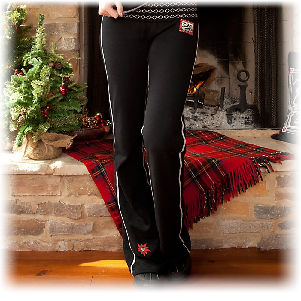 Ski Alp-n-Rock Resort Womens Pants - The Alp-n-Rock Resort Pants have a reversible smock waist to add style and an original look. The Resort Pants embraces you in the softness, durability and quality that Alp-n-Rock is all about. Mix and match your Resort Pants with favorite Alp-n-Rock Tee to complete your comfort apparel. After a exciting day on the slopes, an active day walking in town or a day at the office, after a full day of activities you will be happy to know you have a comfort zone to fall into as you slip into your Resort Pants and soft tee. . Softshell: Yes, Warranty: Other, Race: No, Use: Street, Type: Stretch, Cut: Regular, Waist: Elastic, Model Year: 2013, Product ID: 274264 - $134.39