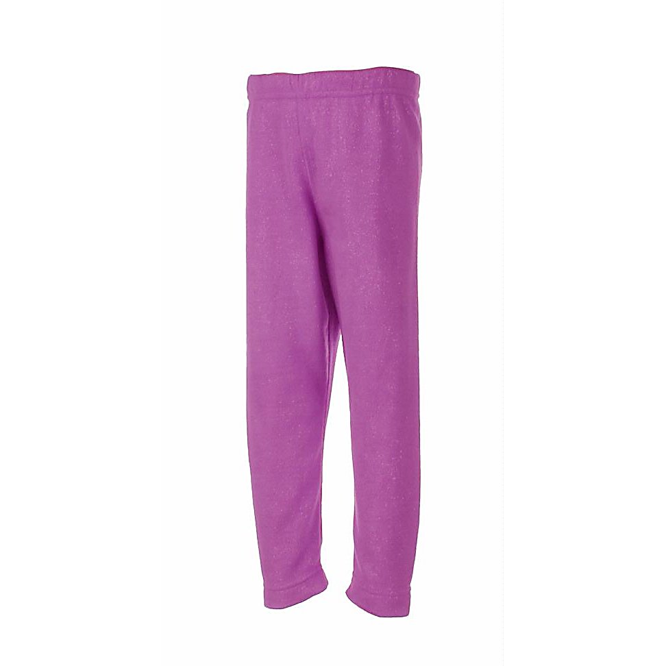Ski Obermeyer Fancy Pant II Fleece Toddler Girls Ski Pants - Obermeyer's Sparkle Toddlers Fancy Pants are a must for wearing around just for fun and comfort, long underwear, ideal layering system, and they're great for PJ's too! The Obermeyer Fancy Pants live up to their name when your little one is lounging around the house after a hard day of school or playing outside, these cozy pants will warm them up, calm them down, sooth them in softness for their next line of business. Easy to move around in, mix and match with most all fleeces, relaxed fit and always looks neat for any occasion. Features: Soft and Warm Sparkle Fleece , Moisture wicking to keep skin dry , Machine Washable . Insulation Weight: N/A, Material: 100% Polyester, Fleece Weight: Light, Category: Light-Weight, Hood: No, Warranty: Lifetime, Type: Pant, Wind Protection: Yes, Pockets: None, Model Year: 2011, Product ID: 226133 - $14.99