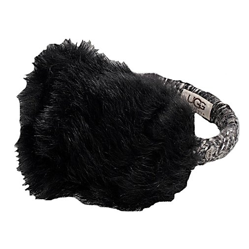 Entertainment UGG Australia Bococa Earmuff Womens Hat - When those temperatures begin to drop make sure your ears remain toasty warm with the UGG Australia Bococa Earmuffs. They are super cute and warm. Made with a wool/acrylic, you will stay very cozy on those chilly days. Fluffy exposed shearling help create a fashionable, eye-catching look that is very comfy. For those days and nights when it's cold outside and you want to keep your hair in check, don't reach for an ordinary hat, reach for the stylish and fun UGG Australia Bococa Earmuffs. . Warranty: One Year, Battery Heated: No, Material: Wool/Synthetic Blend, Lined: No, Type: Earmuffs, Model Year: 2013, Product ID: 300117 - $49.95