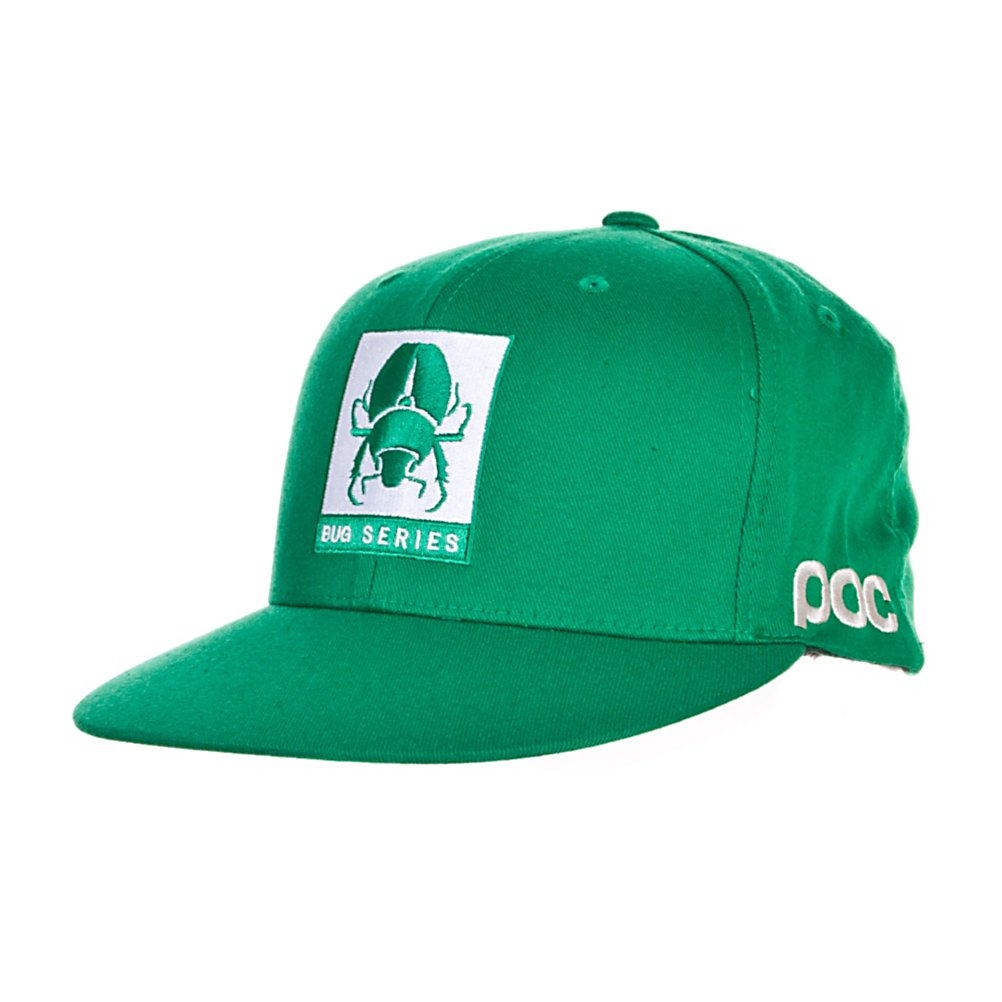 Ski POC Bug Cap Mens Hat - Step outside wearing the POC Bug Cap. It's made of a cotton twill with a clean design. Its cool graphic and POC logo on the side makes this hat one that tells all who sees it that you're just awesome. Get the POC Bug Cap because, dude, you're awesome. . Warranty: One Year, Battery Heated: No, Material: Cotton, Lined: No, Type: Baseball Cap, Model Year: 2011, Product ID: 293483 - $19.95